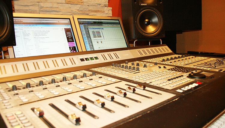 grabacion de sonido