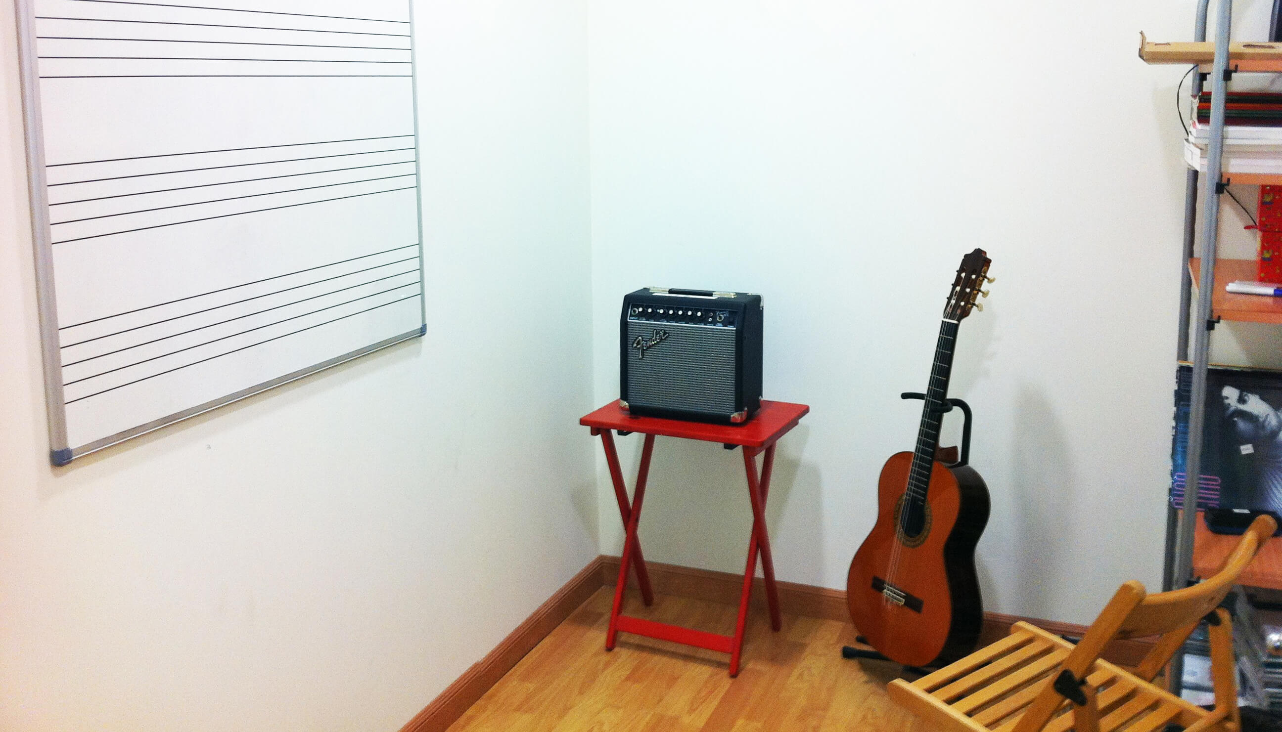 clases de musica